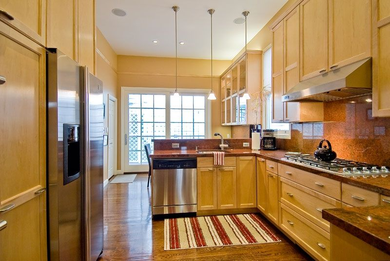 Luxury pacific heights victorian flat vrbo - Quality kitchen cabinets san francisco ...
