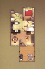 Copper Mountain condo photo - Layout of Condo