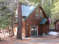 cabin in Truckee, United States