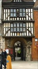 City of London apartment photo - Entrance to St Bartholomew's Church, 30 meters from the flat