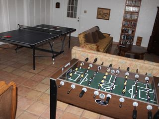 Cedar Creek Lake house photo - Game room