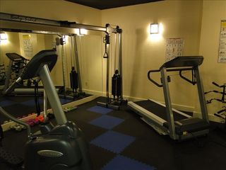 Snow Blaze condo photo - View of Snowblaze Fitness Center