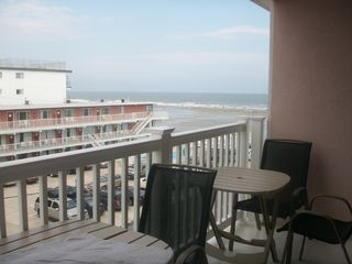 Wildwood Crest condo photo - View from the balcony