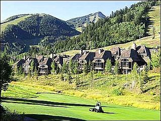 Aspen townhome photo - Golf Course Town Homes