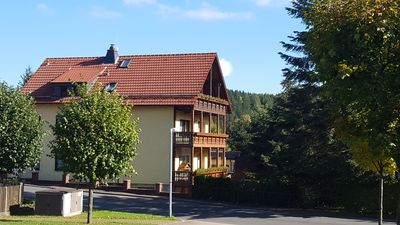 Modern comfort apartment in the spa town on the Rennsteig