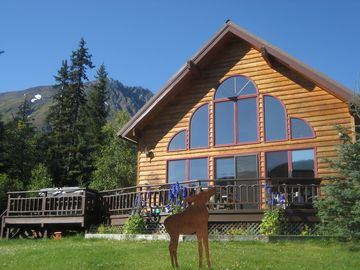 Seward chalet rental - 'been doing VRBO for years and..the Wild Rose..one of our favorite experiences.'