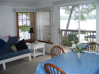 #5 Dining and Living Area - Alton cottage vacation rental photo