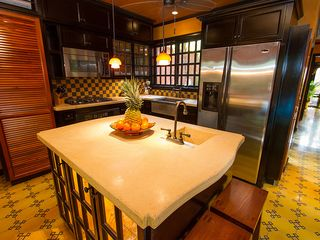 Tamarindo house photo - Gourmet kitchen with stainless steel appliances perfect for entertaining!