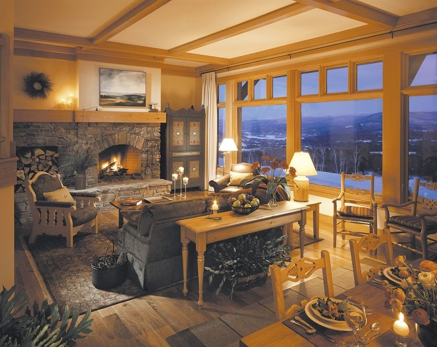 Spectacular trapp family lodge villas homeaway stowe for Family villas