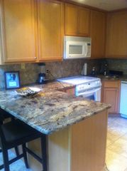 Cape Canaveral condo photo - Fully Stocked kitchen with new Granite countertops