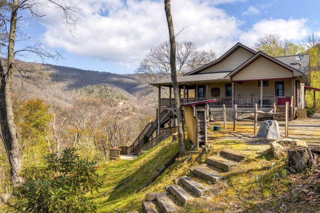 Majestic 3br Maggie Valley Home On 1 5 Vrbo