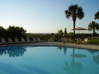 St. Augustine condo photo - Be The Only Ones At The Oceanview Heated Pool