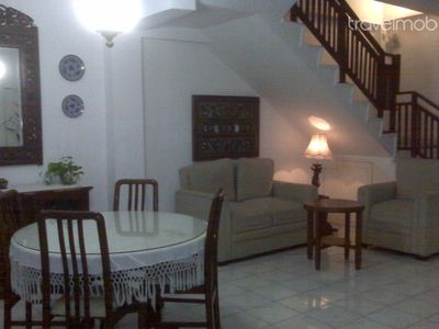 Two Bedrooms House in heart of city