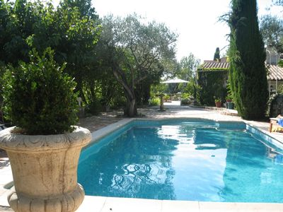 Montauroux villa rental - Always welcoming