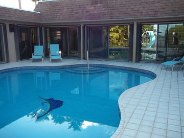 Heated Pool