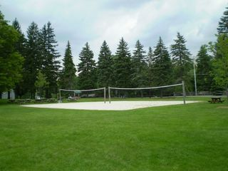 Lake Wallenpaupack house photo - volleyball courts
