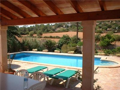 Cottage for 9 people with pool in Felanitx