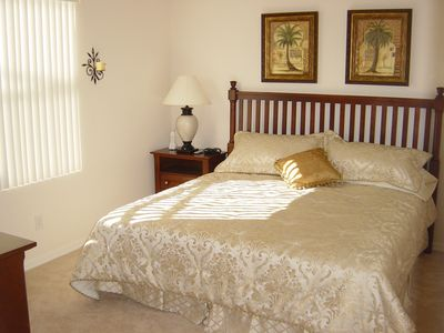 The Second Master Bedroom with En-Suite