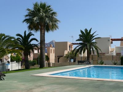 Lovely Villa in residential area over looking communal pool