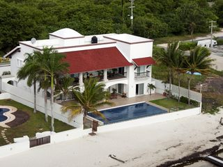 Cancun house photo - Aerial view of the house