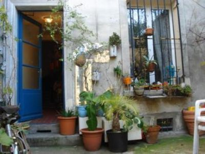 Bohemian Apartment in Menilmontant