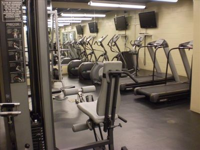 Free access to the on-site state of the art gym available 24 hours a day