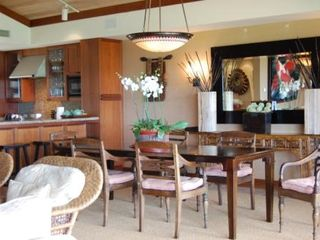 Four Seasons Hualalai villa photo - Dining/Great room