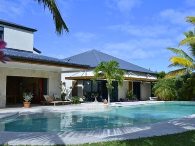 South Wild Prestige Villa, South of Reunion, 9 bedrooms, 8 bathrooms