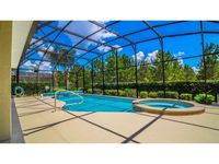 Fabulous big South Facing Pool/Spa home on gated community conservation view