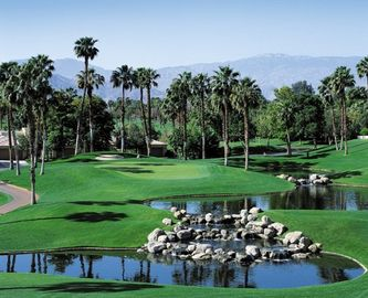 MORE INCREDIBLE GOLF VIEWS HERE @ PGA WEST...