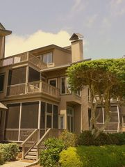 Kiawah Island villa photo - Ocean views, breezes from every level of Duneside Too! The perfect beach getaway