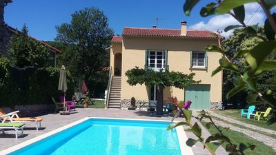 Delightful Villa,Tranquil Location, Astounding Views, Private Pool & Gardens