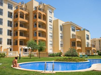 Family paradise, Top Modern apartment, air conditioning, pool