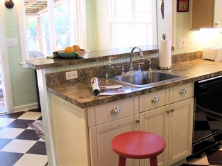 Cortez cottage photo - A kitchen with everything thing you could ever want - especially a dishwasher!