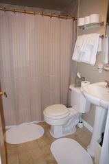 Balboa Peninsula condo photo - Bathroom 1