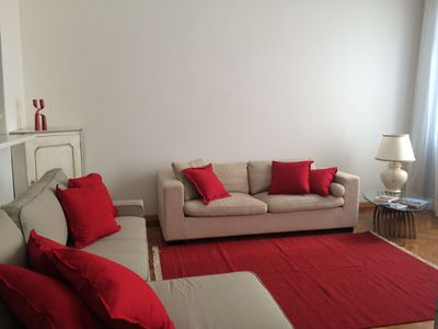 Apartment close to the Arena, with free wifi, washer dryer, tv, lift