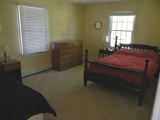 Muskegon cottage photo - Upstairs Bedroom, Full Bed and Trundle