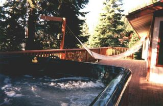 Stateline house photo - 8 Person Hot Tub with Views of Heavenly Ski Area in this South Lake Tahoe Rental