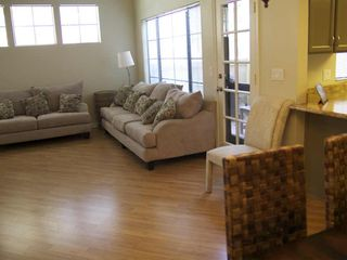 Mesa condo photo - Private patio off the living room with grill and seating.
