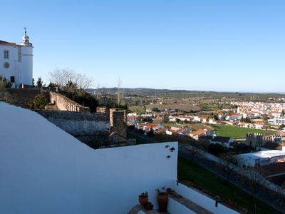 Newly Renovated Apartment in Medieval Castle overlooking Estremoz, near Évora - Castle House