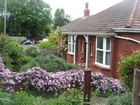 Delightful 3 bed bungalow with beautiful gardens between Brighton and Eastbourne