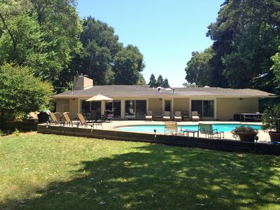 Peaceful country setting minutes from the Wine Country & San Francisco Bay Area