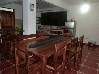 Manzanillo villa photo - Dining area and full kitchen