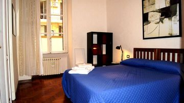 Prati (Vatican area) apartment rental - Bedroom n°1