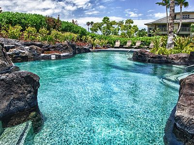 Waikoloa Beach Resort condo rental - Awesome Pool Steps From Your Door-With a Second Pool Just a Few Steps Farther
