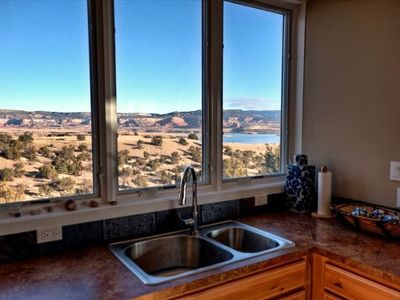 Abiquiu house rental