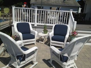 Narragansett Pier house photo - Patio