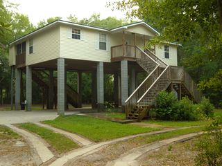 Suwannee River house photo - The River House - the perfect place for your R&R