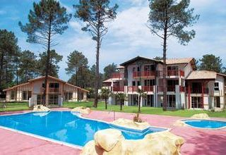 Accommodation near the beach, 40 square meters, , La Hume, Aquitaine