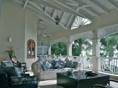 Veranda/ Sitting room